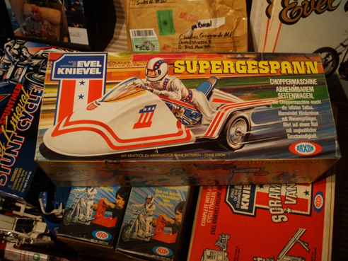 Rarest Ideal Evel Knievel Toys as of 2015